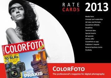 ColorFoto - WEKA MEDIA PUBLISHING GmbH