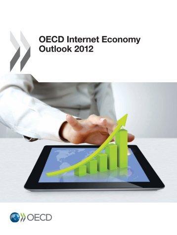 OECD Internet Economy Outlook 2012 STCQE=U][YZ[: