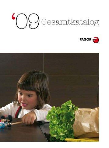 '09Gesamtkatalog - Start