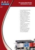 C-LAS (PDF) - ARC Laser - Seite 2