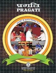 Pragati (Jan-Mar 2012) - Western Coalfields Ltd. India.