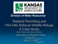 A Case Study - Association of Western State Engineers