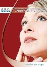 Broschüre (PDF) - ARC Laser