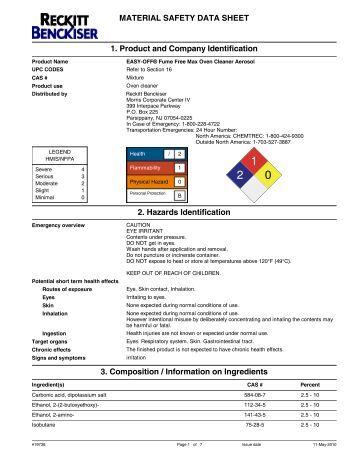 Antibacterial Scrubbing Bubbles Bathroom Cleaner  Msds 1 Fiberlay. Scrubbing Bubbles Bathroom Cleaner Material Safety Data Sheet