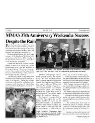 November Leader02 - Marine Military Academy