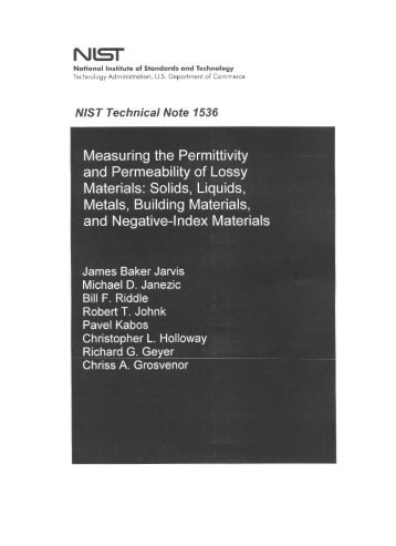 NIST Technical Note 1536