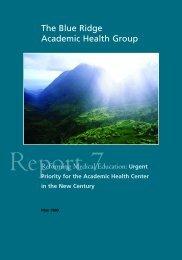 Report 7 - Woodruff Health Sciences Center - Emory University