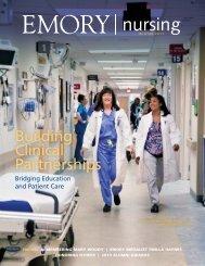nursing - Woodruff Health Sciences Center - Emory University