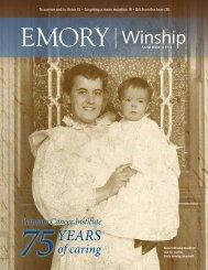 Winship - Woodruff Health Sciences Center - Emory University