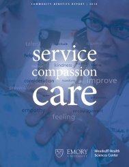 Care - Woodruff Health Sciences Center - Emory University