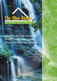 The Blue Ridge - Woodruff Health Sciences Center - Emory University