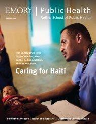 Full-spread version - Woodruff Health Sciences Center - Emory ...