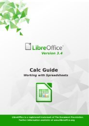 LibreOffice 3.4 Calc Guide - The Document Foundation Wiki