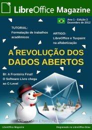 Revista LibreOffice Magazine - 4Shared