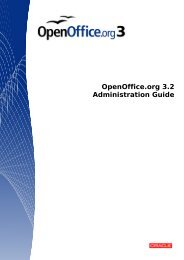 PDF - OpenOffice.org Administration Guide - OpenOffice.org wiki
