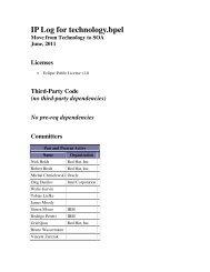 IP Log for technology.bpel