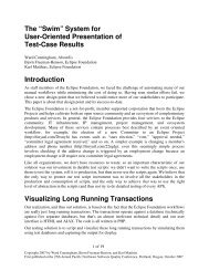 """The """"Swim"""" System for User-Oriented Presentation of Test-Case ..."""