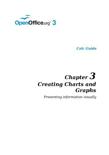creating charts and graphs openofficeorg wiki