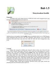 Bab 1.5 Menyelesaikan Konflik - OpenStreetMap