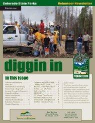 in this issue - Colorado Division of Wildlife - Colorado.gov