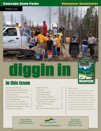 2011 Spring - Colorado Division of Wildlife - Colorado.gov