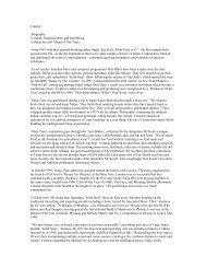 Coldcut bio - The Windish Agency