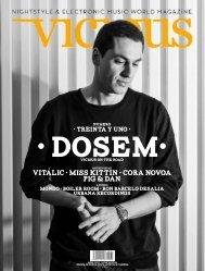vitalic · miss kittin · cora novoa pig & dan - The Windish Agency