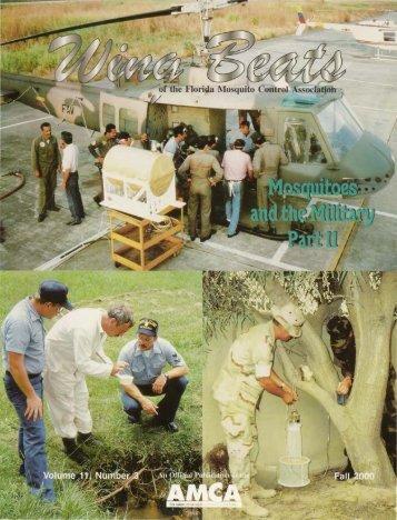 11 - Wing Beats - Florida Mosquito Control Association