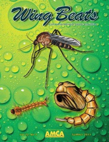 of the Florida Mosquito Control Association - Wing Beats - Florida ...