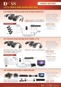 CCTV VIDEO AND AUDIO BALUNS - Wintal - Page 2