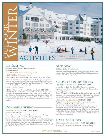 Winter_Activity_Info.. - Wisconsin Service Member Support Division