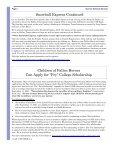 October 2010 – Volume 1, Issue 1-A Bi-monthly Newsletter - Page 2