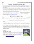 October 2010 – Volume 1, Issue 1-A Bi-monthly Newsletter - Page 3