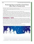 SOS-dec-2010-newslet.. - Wisconsin Service Member Support ... - Page 4