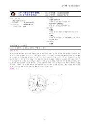 공개특허공보 - 인하대학교 무선전송 연구실