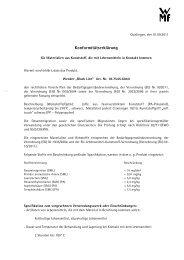 Wender Kunststoff Black Line - Wmf