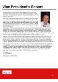 mcsa annual report - Waikato Management School - The University ... - Page 7