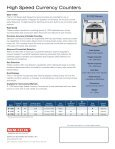 High Speed Currency Counters - World Micrographics, Inc - Page 2