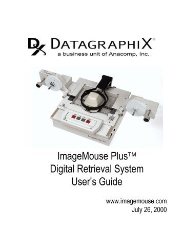 ImageMouse - World Micrographics, Inc
