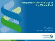 Overview of the SME Sector in the Middle East - HKTDC World SME ...