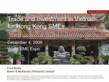 Trade and Investment in Vietnam for Hong Kong - HKTDC World ...