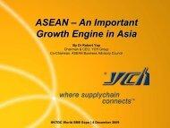 ASEAN - HKTDC World SME Expo