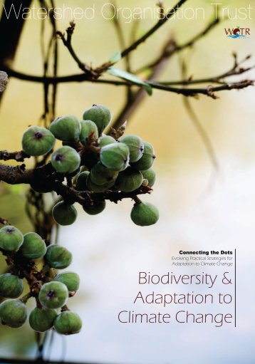 Biodiversity and Adaptation to Climate Change - wotr