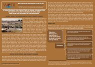 watershed organisation trust watershed organisation trust - wotr
