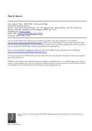 Peter N. Stearns - Richard Stockton College Word Press Blogging ...