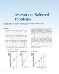 Appendix B: Solutions to Self-Test Problems