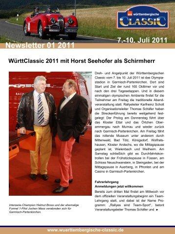 10. Juli 2011 - Württembergische Classic