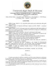 DI RICERCA DR N° 27 Il 4 Febbraio 2004 - Università degli Studi di ...