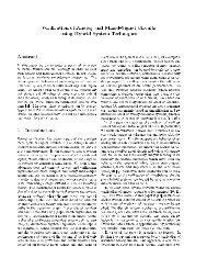 Verification of Analog and Mixed-Signal Circuits using ... - Verimag