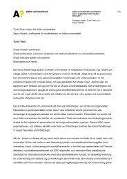 Dialog mellan Tuula Teeri och Saara Hyrkkö